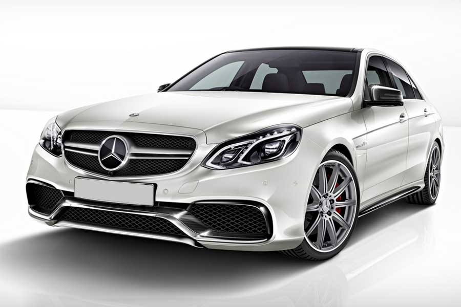 Hire Mercedes Benz car from Hidden India Tours