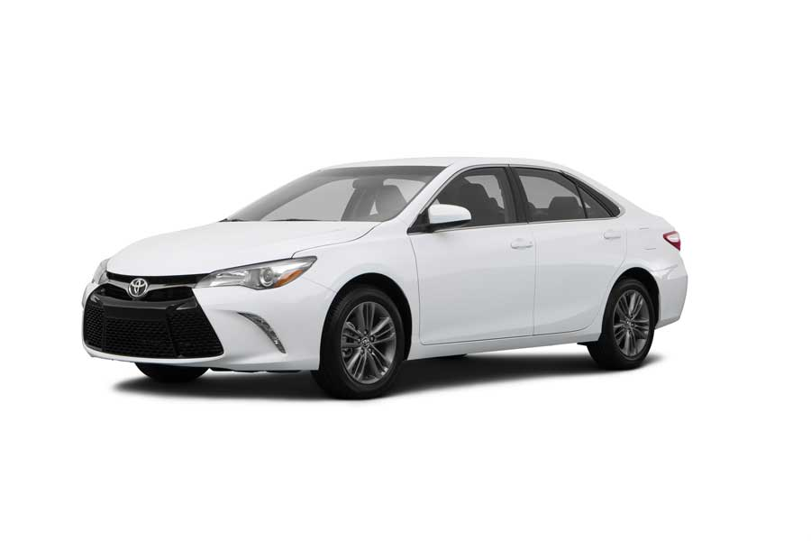 Hire Toyota Camry car rental service for comfortable ride