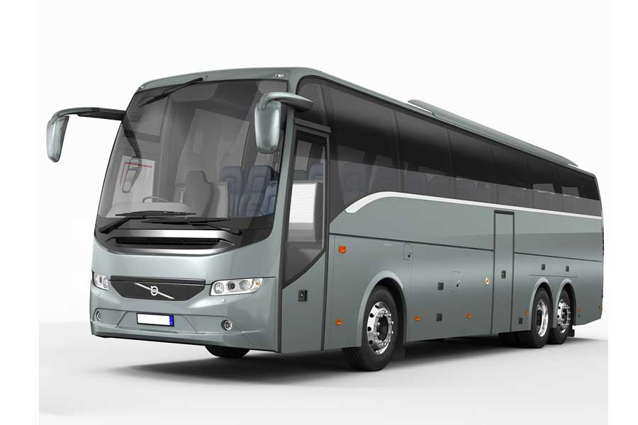 Hire Volvo Bus online for comfortable Group Tours