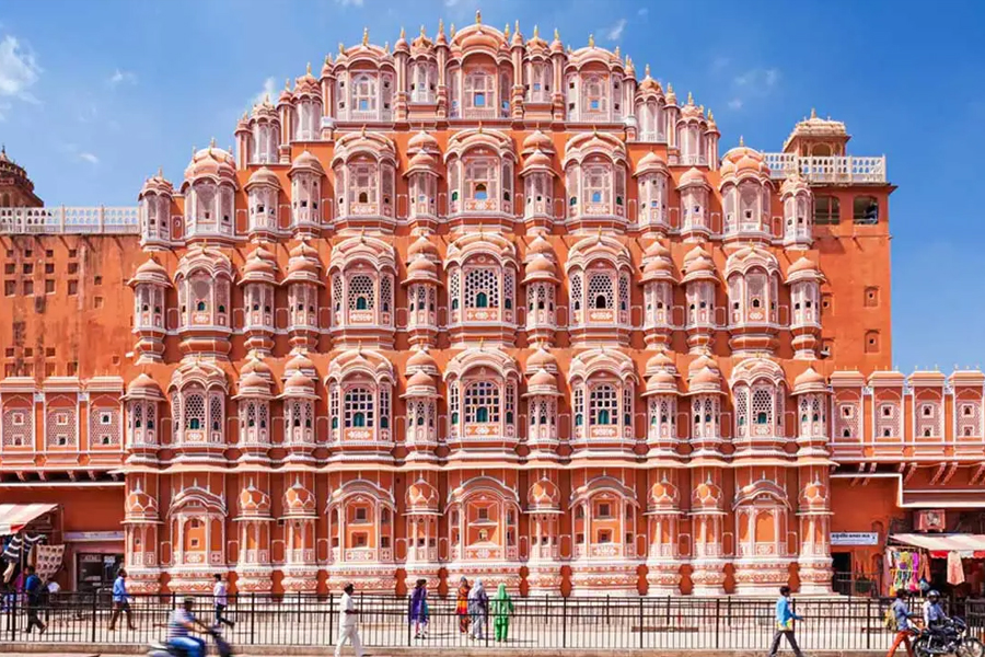 Golden Triangle Tour from Jaipur