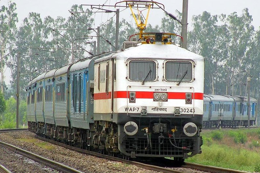 Golden Triangle Tour By Shatabdi Train